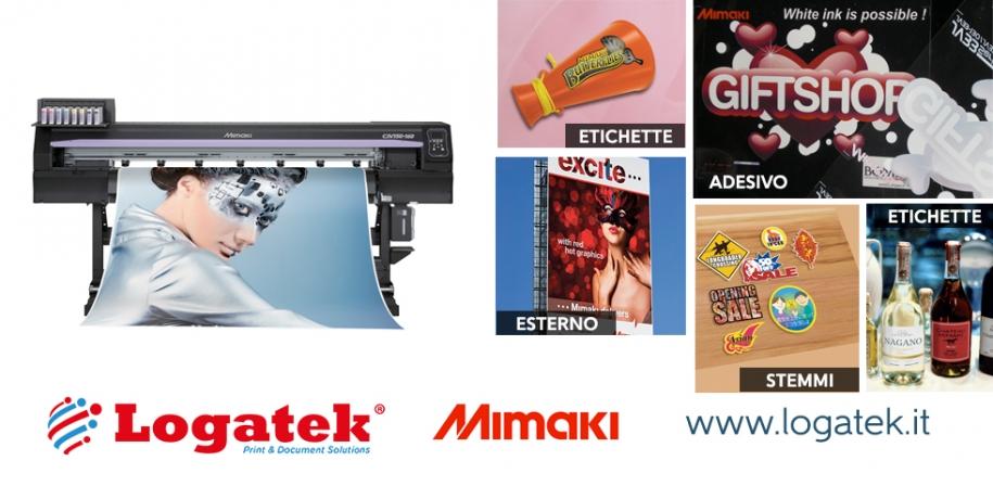 Mimaki CJV150: eccellenza tecnologica e innovazione creativa