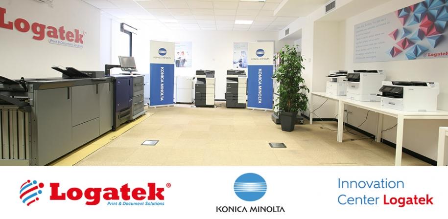 Scopri la tua futura stampante. Prenota la tua esperienza al nuovo Innovation Center di Logatek.