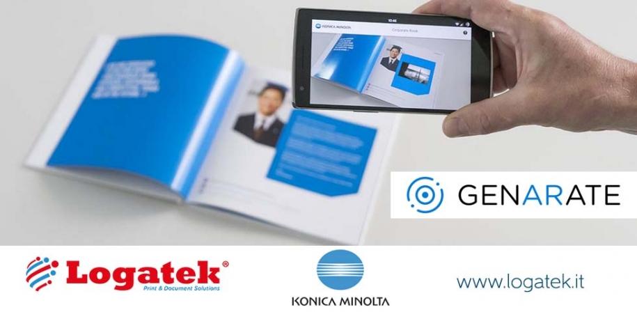 Viscom 2019: Logatek presenta genARate