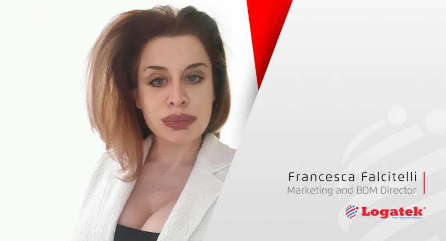 Logatek rafforza il suo team. Francesca Falcitelli è il nuovo Marketing Director.