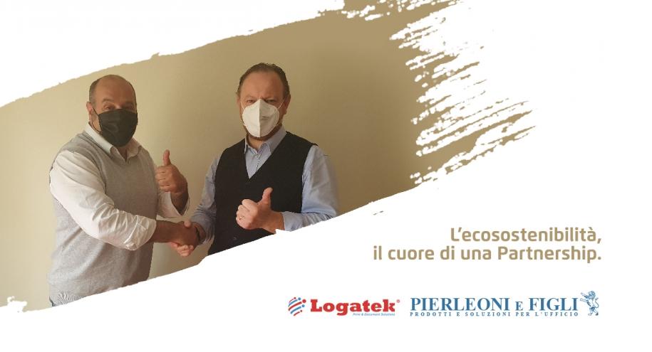 Logatek e Pierleoni e Figli: Una Partnership con un occhio di riguardo all'ecosostenibilità.