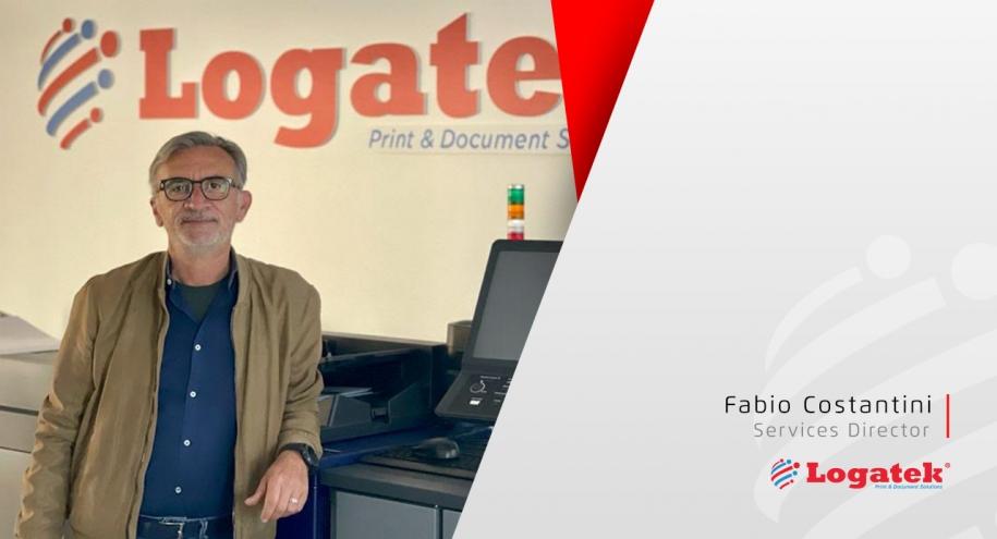 I Volti di Logatek | Fabio Costantini (Services Director)