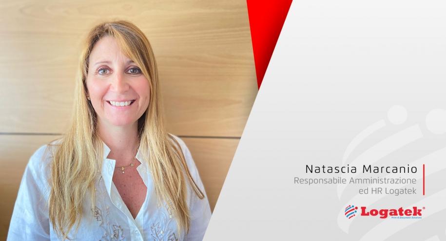 I Volti di Logatek | Natascia Marcanio(Responsabile Amministrazione e HR)