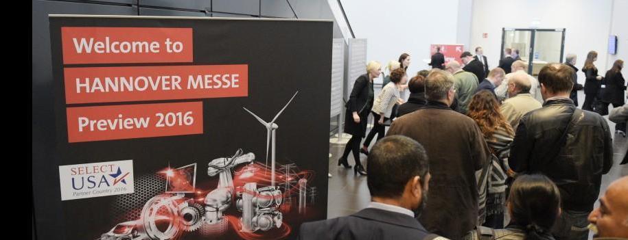 Soluzioni per la digitalizzazione a Hannover Messe 2016
