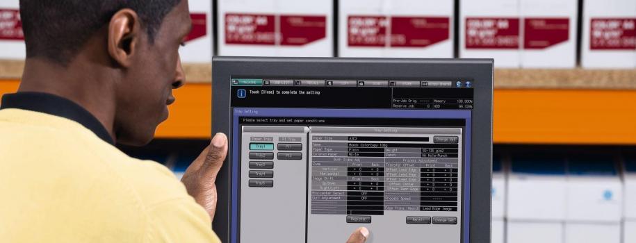 Le applicazioni al servizio dei sistemi di produzione