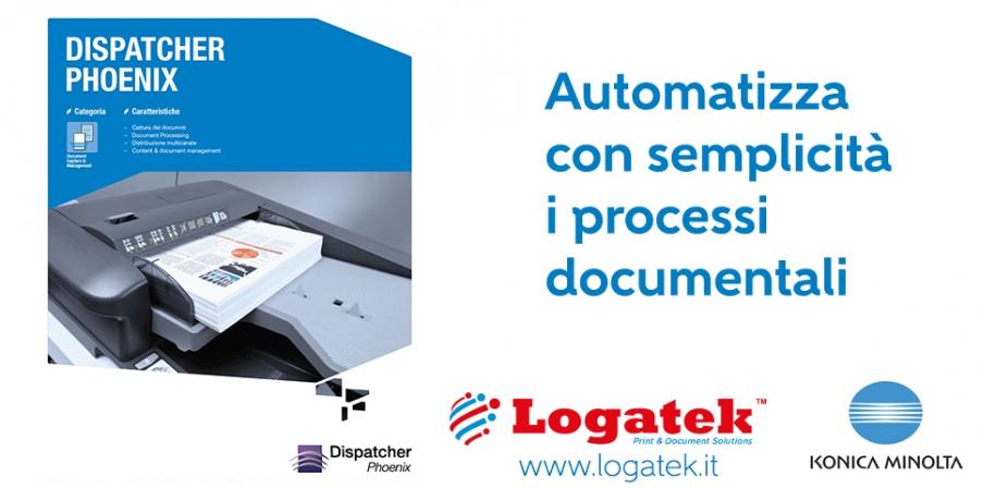 Dispatcher Phoenix: come automatizzare i processi documentali con semplicità.