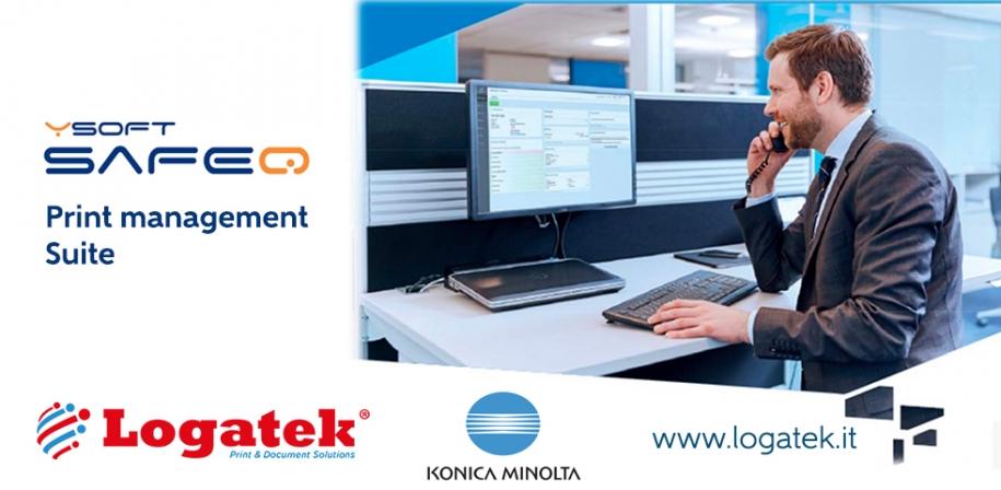 Registra, contabilizza e gestisci i permessi di stampa. YSoft SafeQ è la soluzione che cercavi.