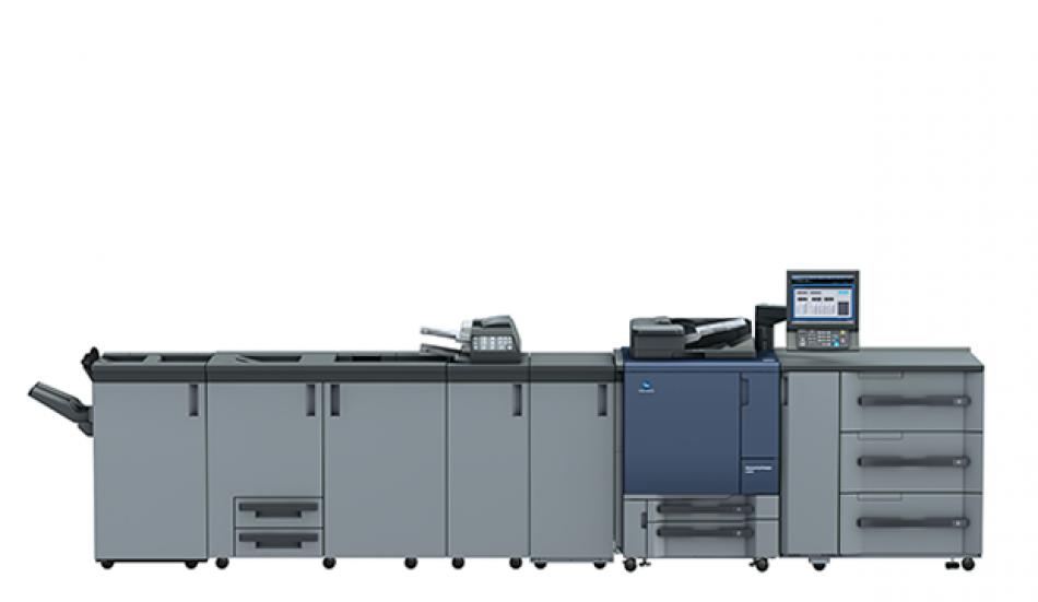 Konica Minolta Accurio Press C3080/3080P e C3070