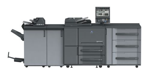 Konica Minolta bizhub PRESS 1250/P