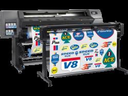 HP Latex 315 Print & Cut Solution